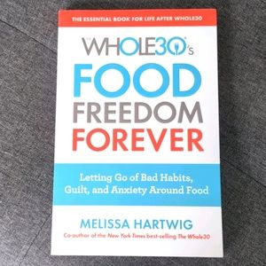 3/$20 NEW Whole 30 Softcover Book